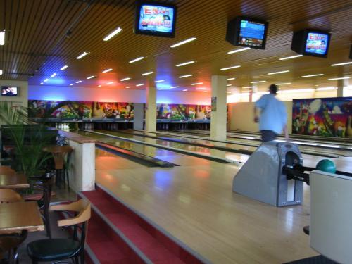 Voies de bowling